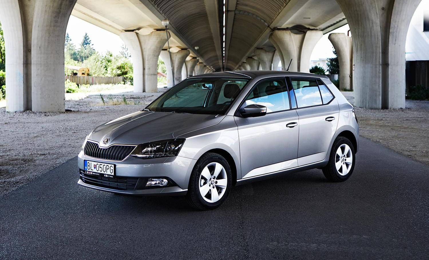 Škoda Fabia 1,2 TSI