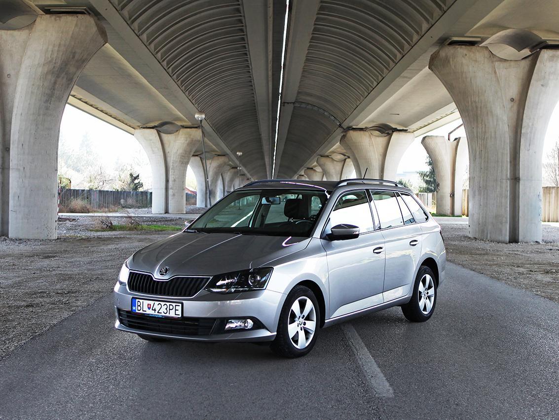 Škoda Fabia Combi 1,2 TSI