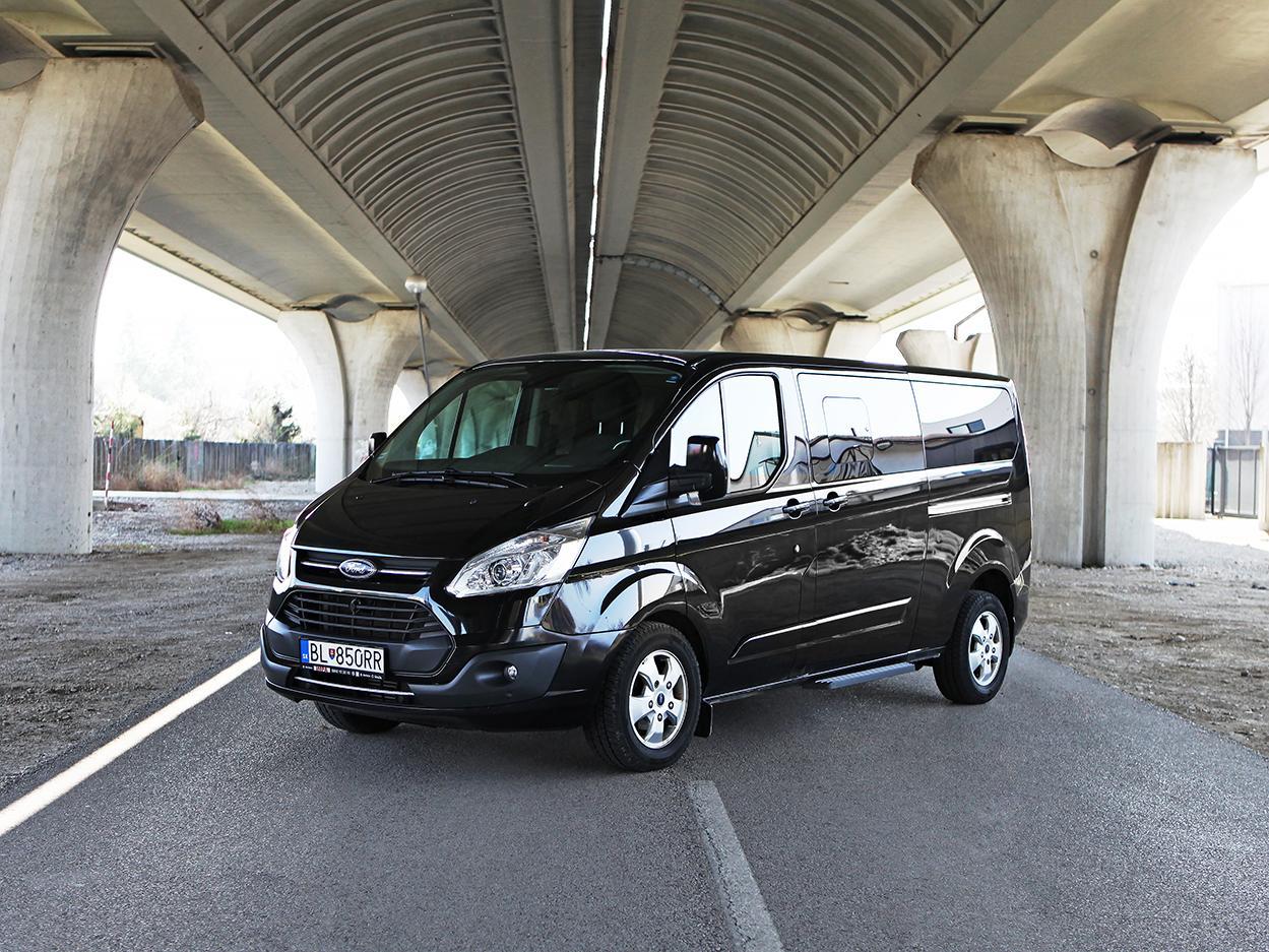 Ford Tourneo EcoBlue