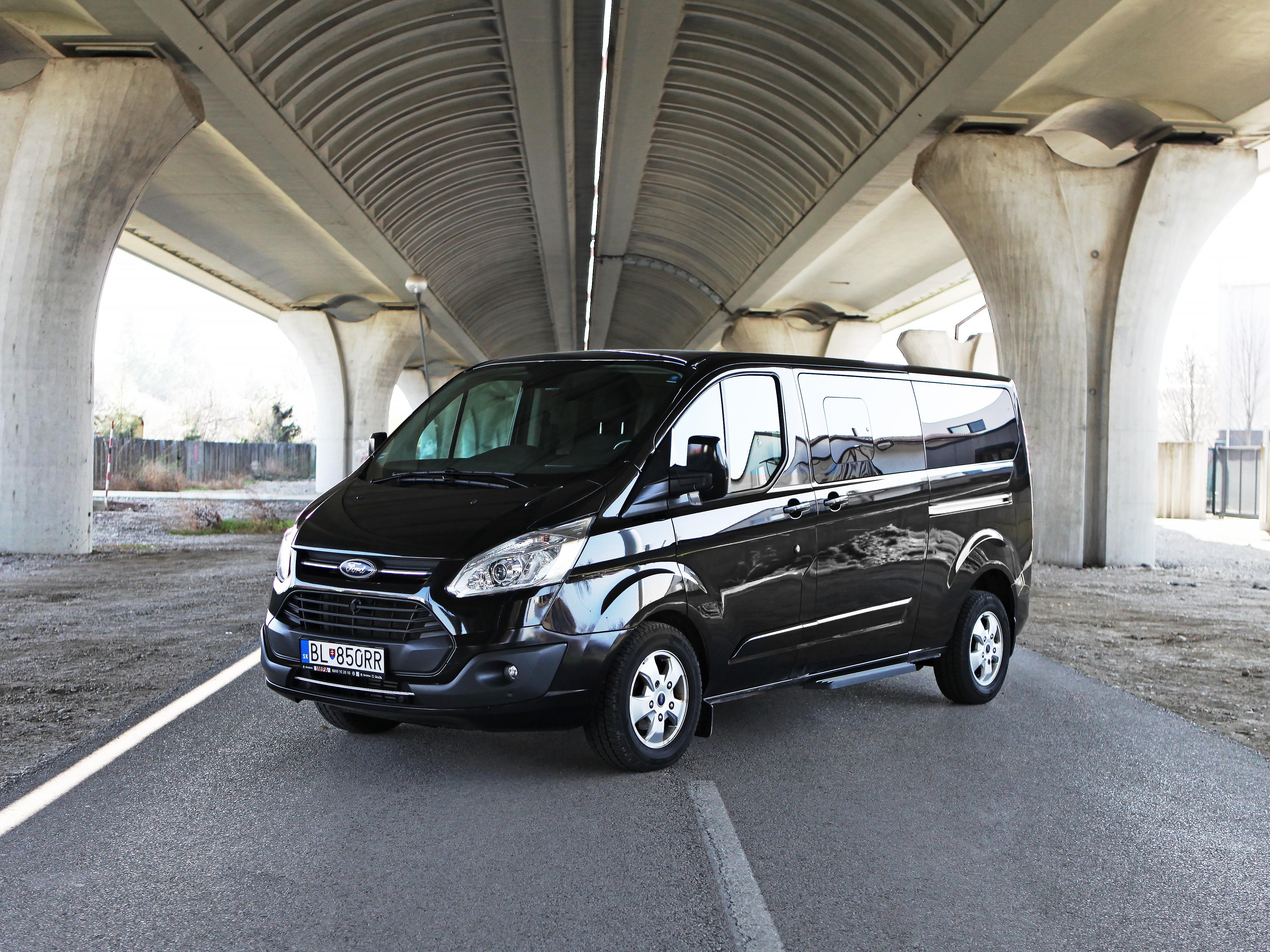 Ford Tourneo EcoBlue TDCi